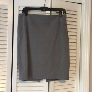 Limited Gray Skirt